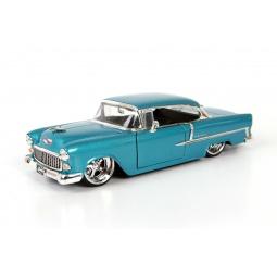 фото Модель автомобиля 1:24 Jada Toys 1955 Chevy Belair. Цвет: голубой