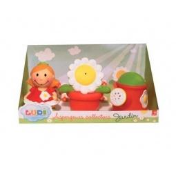 фото Набор игрушек для ванны Ludi «Сад»