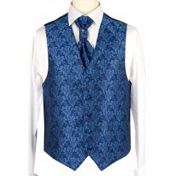 фото Жилет Mondigo 20638. Цвет: синий. Размер одежды: S