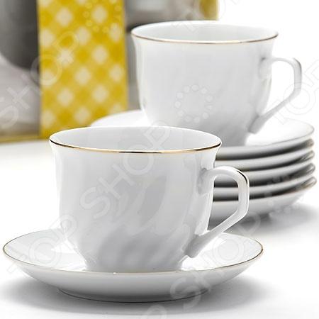 Чайный набор Loraine LR-25616 стеллар детская посуда чайный набор
