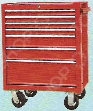 Шкаф инструментальный подкатной Big Red TBR3007