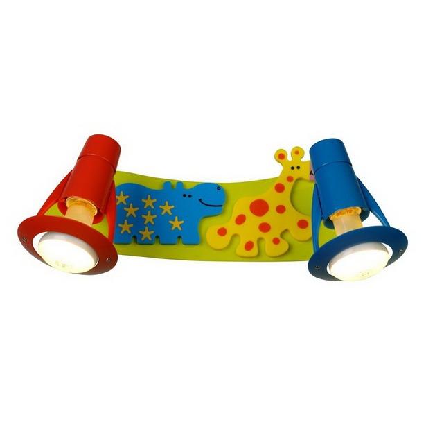 фото Спот для детской комнаты Citilux «Зоопарк» CL602521