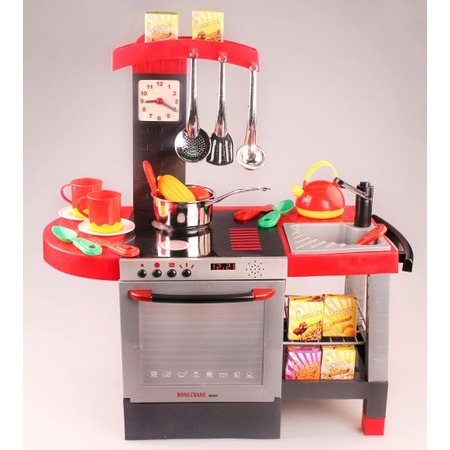 Купить Игровой набор для девочки Shantou Gepai «Кухня с аксессуарами» 011