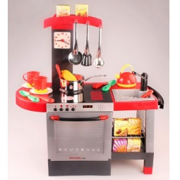 фото Игровой набор для девочки Shantou Gepai «Кухня с аксессуарами» 011