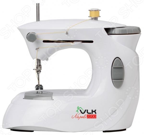 Швейная машина VLK 2200 швейная машина vlk napoli 2200 белый