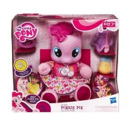 фото Игрушка интерактивная детская Hasbro Малютка Пинки Пай