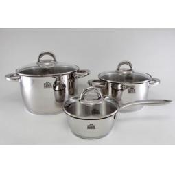 фото Набор кухонной посуды Stahlberg MIRANDA 1701-S