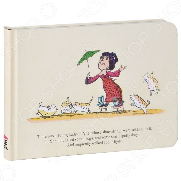 Опасная прогулкаБлокноты<br>Когда-то в Англии вышла книжка Травожаднейший Пип и прочие мнезнакомцы . С обложки на читателей смотрело диковинное существо: очки на птичьем клюве, ослиные уши, модный жилет, обтягивающий солидное брюшко, стрекозиные крылышки-фальды, ноги кенгуру и рыбий хвост. Таким изобразил себя Эдвард Лир, самый, может быть, большой чудак в этой стране чудаков. И прославленный сочинитель нонсенсов, то есть бессмыслицы . Почему в кавычках Да потому, что смысла в его лимериках, этих дурашливых стишках, нет только на первый взгляд. А на второй в них открываются неожиданные смыслы, только их еще надо разглядеть. Однажды Эдвард Лир признался, что хотел бы быть яйцом, из которого вот-вот кто-то вылупится. Подобная скромность сопутствует лишь настоящему таланту. Записные книжки Olebook из коллекции Эдвард Лир разработаны на основе книги Э. Лира Мир вверх тормашками , ТриМаг, 2011. Напечатаны на высокохудожественной офсетной бумаге кремового цвета. Внутренний блок нелинованный. Записная книжка со скругленными уголками и удобным шелковым ляссе. На передней стороне обложки - лимерик Э.Лира на русском языке, на задней стороне обложки - лимерик Э.Лира на английском языке, автопортрет писателя и факсимиле его подписи. Коллекционные и подарочные записные книжки Olebook. Лучшая парковка для ваших мыслей и зарисовок!<br>