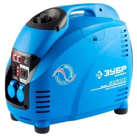 Купить Генератор бензиновый Зубр ЗИГ-3500