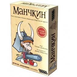 Купить Игра настольная Мир Хобби «Манчкин»
