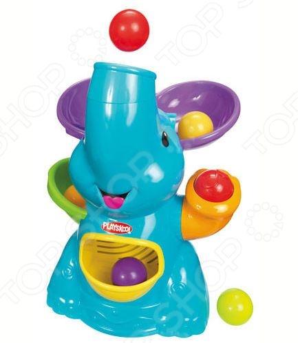 фото Игрушка развивающая Hasbro Слоник Весельчак Poppin Park, Другие развивающие игрушки и игры