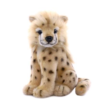 Купить Мягкая игрушка Hansa «Детеныш гепарда»