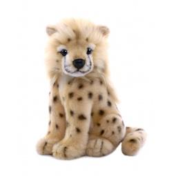 фото Мягкая игрушка Hansa «Детеныш гепарда»