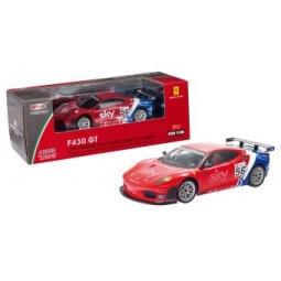 фото Машина на радиоуправлении MJX Ferrari F430 GT #56