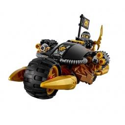 фото Конструктор-игрушка LEGO «Бластер-байк Коула»