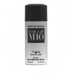 фото Дезодорант парфюмированный для мужчин «Дух Ароматов Моя Вода»
