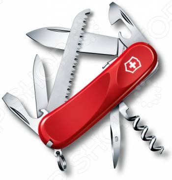 Нож перочинный Victorinox Evolution S13 2.3813.SE нож перочинный victorinox victorinox evolution s13 85мм