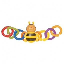 Купить Погремушка на коляску K'S Kids «Пчелка». В ассортименте