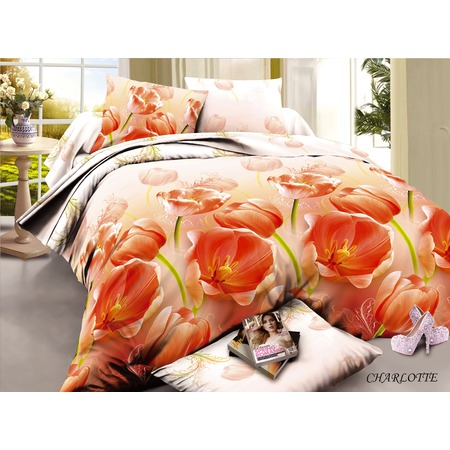 Купить Комплект постельного белья Jardin Charlotte. 1,5-спальный