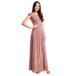фото Платье Mondigo 7062-2. Цвет: серый