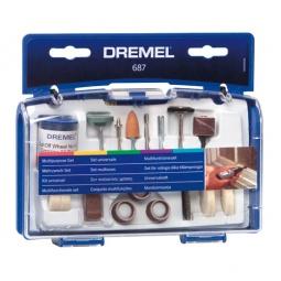 Купить Набор насадок многофункциональных Dremel 687