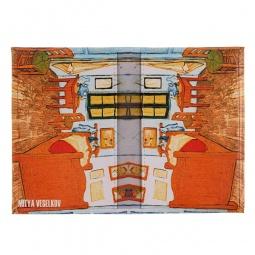 фото Обложка для паспорта двухсторонняя Mitya Veselkov «Ван Гог - Спальня в Арле»