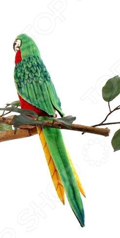 Мягкая игрушка Hansa «Попугай красный»