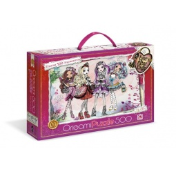 фото Пазл 500 элементов Оригами Ever After High 00675