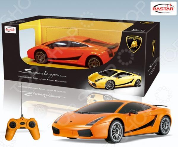 Машина на радиоуправлении Rastar Lamborghini. В ассортименте