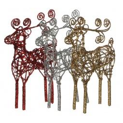 фото Елочное украшение Christmas House «Олень»
