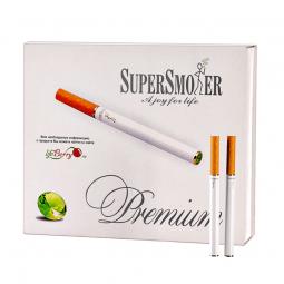 Купить Электронная сигарета SuperSmoker Комплект «SuperSmoker Premium Green»