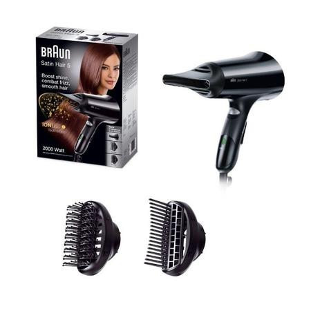 Купить Фен Braun HD 550 HN