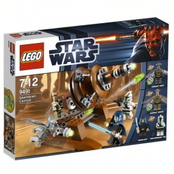 фото Конструктор LEGO Джеонозианская пушка
