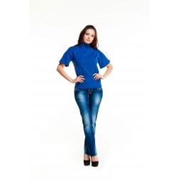 фото Свитер Mondigo 9726. Цвет: синий. Размер одежды: 42