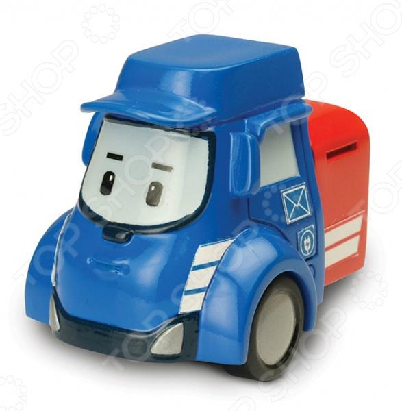 Машинка игрушечная Poli «Пости»