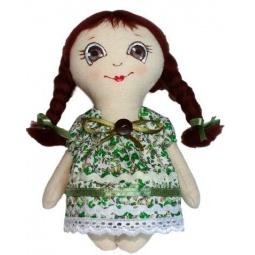 Купить Набор для изготовления текстильной игрушки Кустарь «Любочка»
