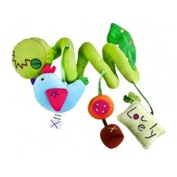 фото Мягкая игрушка развивающая Жирафики 93652