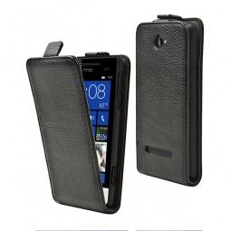 фото Чехол и пленка на экран Muvit Slim Case для HTC 8S