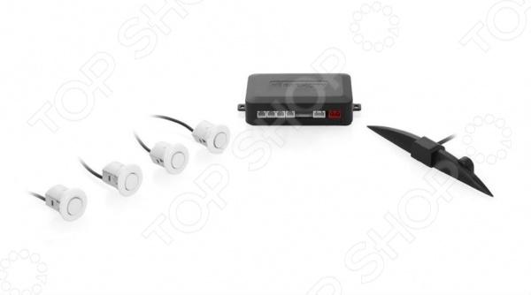 Парктроник ParkCity Ultra Slim 418/110Парктроники<br>Парктроник ParkCity Ultra Slim 418 110 используется для защиты автомобиля от любых столкновений на расстоянии от 0,3 м до 2 м, а также определения их местоположения и отдаленности. Эти данные фиксируются на дисплее LED. Прибор компактен и функционален, и может быть установлен в любом удобном месте. На заднем бампере расположены 4 ультразвуковых датчика. При препятствии любой сложности, радар подает визуальный или звуковой сигнал. Подача звукового сигнала ведется бипером. Парктроник ParkCity Ultra Slim 418 110 надежный защитник вашего автомобиля.<br>