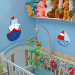 фото Набор игрушек-наклеек Decoretto «По волнам»