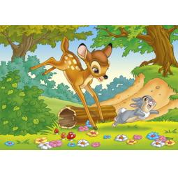 фото Пазл 60 элементов Step Puzzle Бемби (с зайчонком)