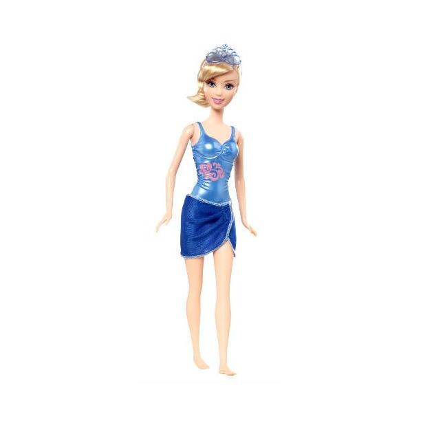 фото Кукла с аксессуарами Mattel «Принцесса на пляже». В ассортименте