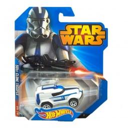 фото Машинка Mattel CGW41 «Солдат-клон». В ассортименте