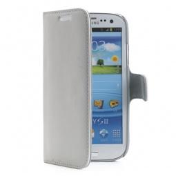 фото Чехол Muvit Agenda Case для Samsung S3 i9300. Цвет: белый