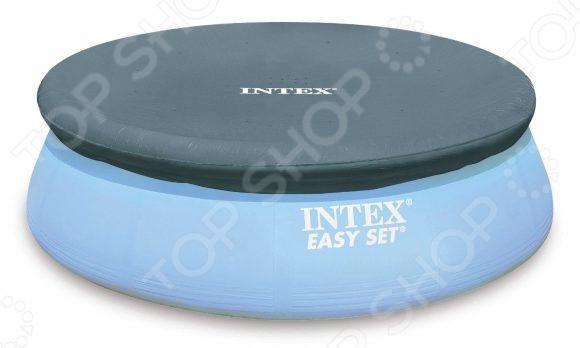 Тент для бассейна Intex 28023 тент intex солнечный с29021