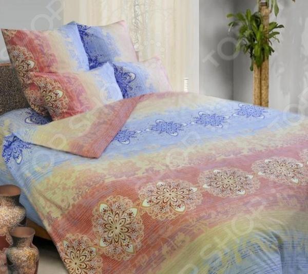 Комплект постельного белья Сова и Жаворонок «Монако» 19083 i baby сова