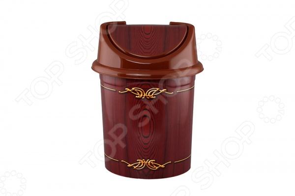 Контейнер для мусора Violet 0408/81 «Дерево» violet 0408