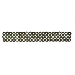 фото Форма для вырубки Sizzix Sizzlits Decorative Strip Die Браслет из колец