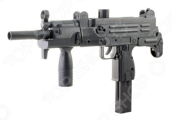 Автомат игрушечный Shantou Gepai ES2093-M35PB 1 toy игрушечный автомат пулемет взвод