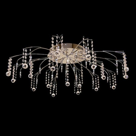 Купить Люстра потолочная MW-Light «Каскад» 244017321